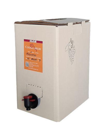Box Vini Sfusi 10 litri Coda delle More